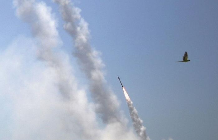 Со стороны Ливана по Израилю выпустили ракеты класса «Град»