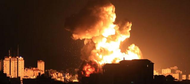ХАМАС атаковал химический завод в Израиле