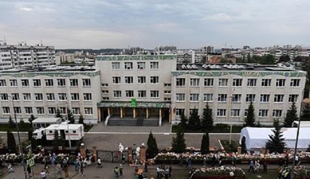Президент Татарстана попросил героизацию в интернете напавшего на школу