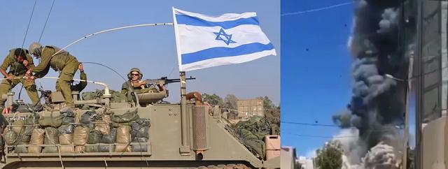 Израиль разбомбил дома четырех командиров ХАМАС