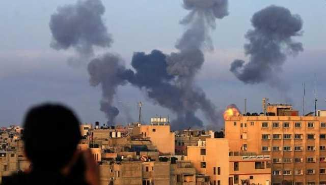 Израиль атаковал офис внутренней безопасности ХАМАСа