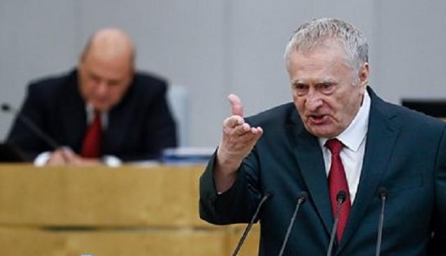 Жириновский порассуждал об уничтожении Германии как государства