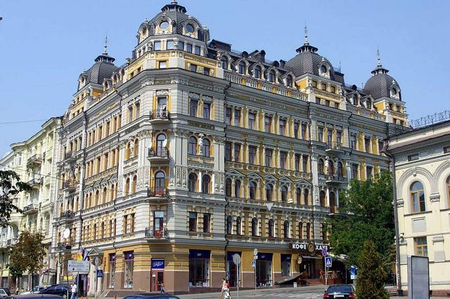 История дома Кличко: от гастронома Палатного до мертвых проституток