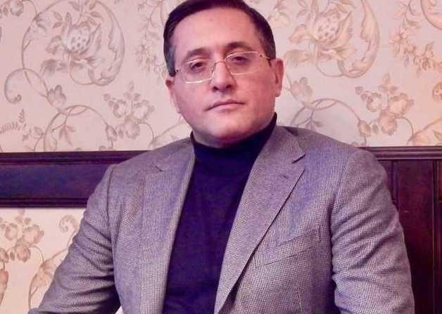 Сын иранскоподданого Резазаде Али Реза разводит украинских политиков почище Остапа Бендера