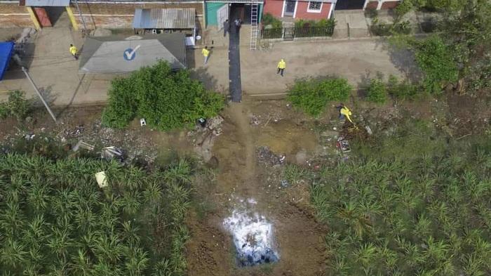 Бывший коп в Сальвадоре убил и закопал возле своего дома десятки людей