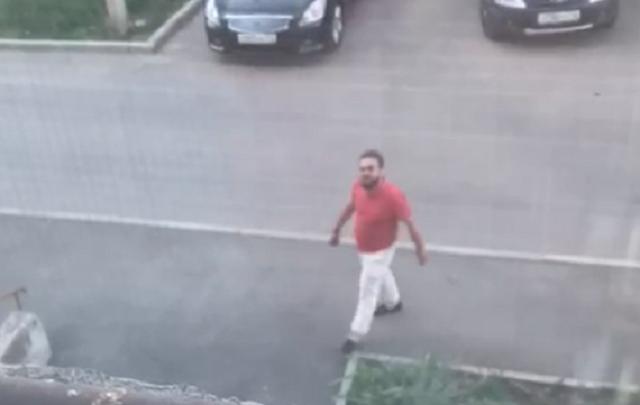 «Умоляю, не надо! Ребёнок всю ночь не спал!» Выходец из СКР Артём Фазлетдинов бил жену, ломился в квартиру, прыгал на машине