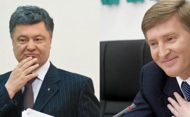 У Порошенко Ахметову сделали новое предложение о сотрудничестве