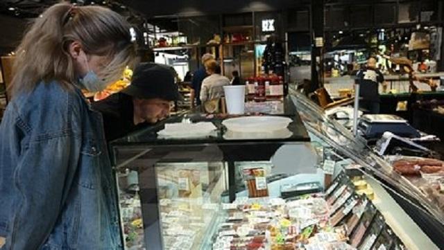 Правительство России задумалось о расширении ограничений на экспорт продуктов