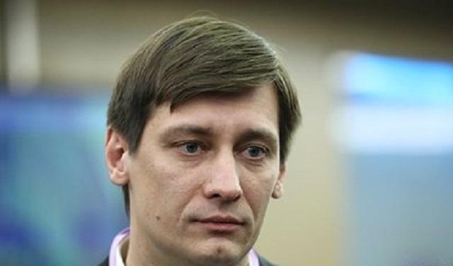 Дмитрий Гудков заявил об отъезде из России на Украину