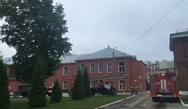 В Рязани при пожаре в больнице погибли три человека