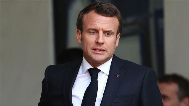 СМИ узнали подробности о французе, который дал пощечину Макрону