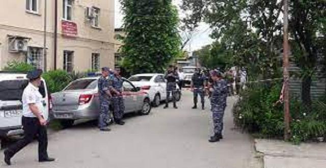 Застреливший приставов в Сочи владел оружием незаконно