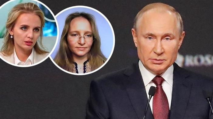 Насколько влиятельны тайные дочери Путина? — Bild