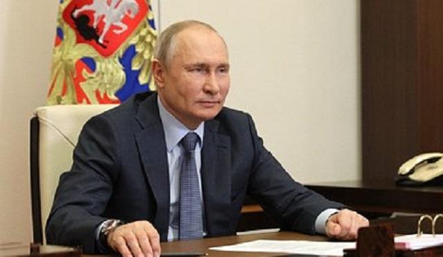 Путин присвоил звание генерала армии первому замглавы ФСБ
