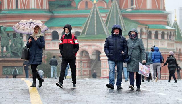 Москва оказалось в тройке регионов-лидеров по разнице в доходах населения