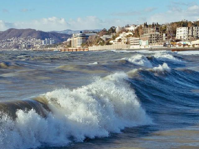Отели Сочи начали снижать цены из-за отсутствия спроса