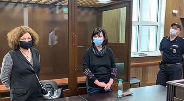 Тете Дмитрия Гудкова ужесточили обвинение