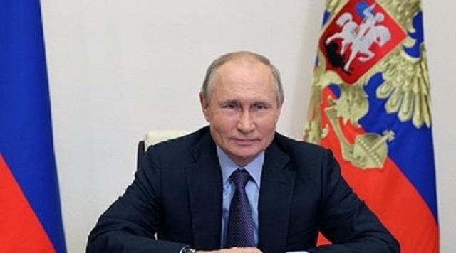 Путин назвал Россию ведущей научной державой