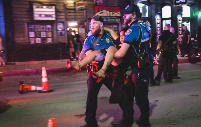 В Техасе мужчина устроил стрельбу в развлекательном центре, 13 раненых