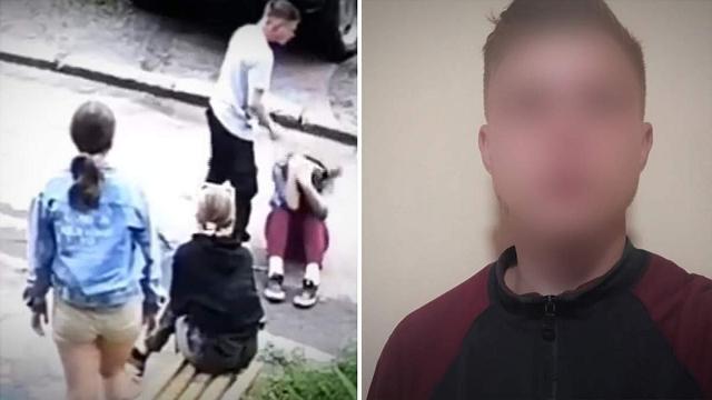 Прошу прощения перед народом Украины: обидчик девушки из Харькова записал обращение - видео