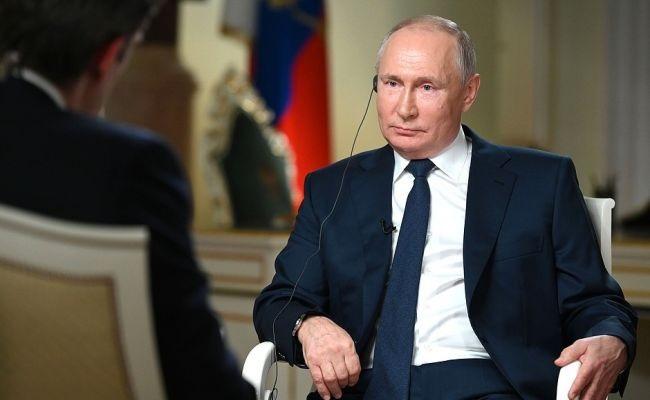 Американским журналистам пришлось провести две недели на карантине перед интервью с Путиным