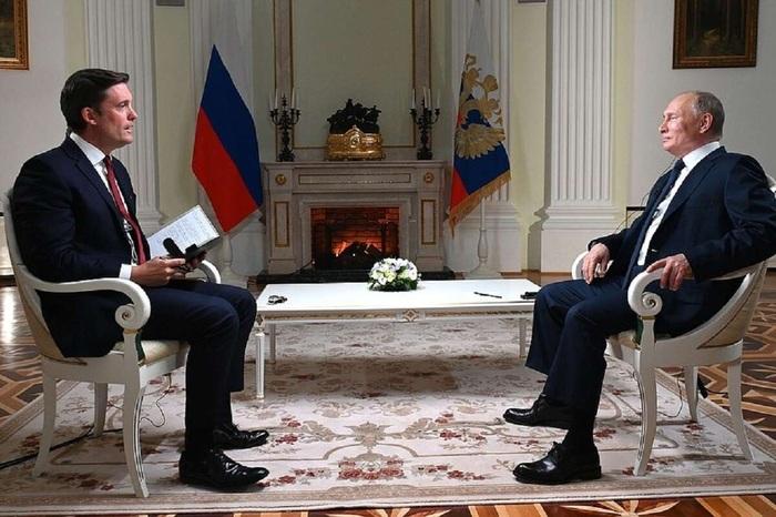 Путин рассказал о своем преемнике