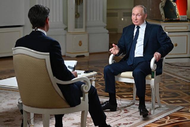 Путин прокомментировал инцидент с самолетом Ryanair
