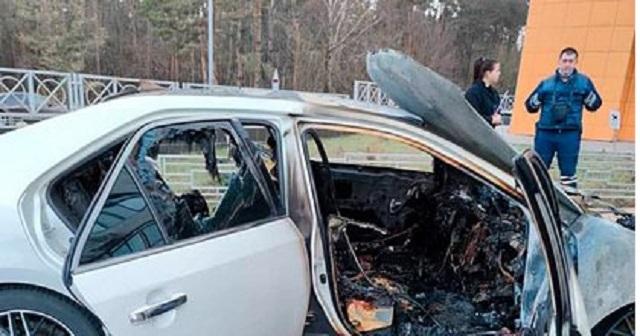Раскрыт поджог машины следователя по делу о покушении на российского бизнесмена