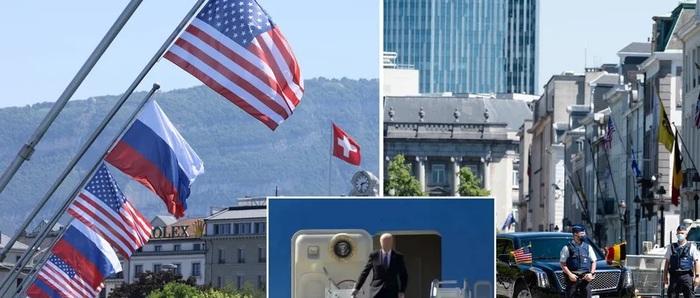 Байден уже прибыл в Женеву для переговоров с Путиным. Все подробности, фото и видео онлайн