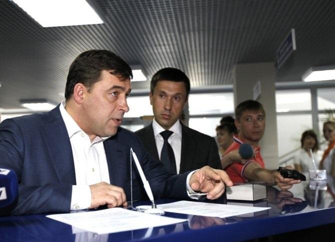 Пьянков опять при деле. Чайка улетел из Генпрокуратуры – любимец губернатора Куйвашева вернулся в «уголовку»