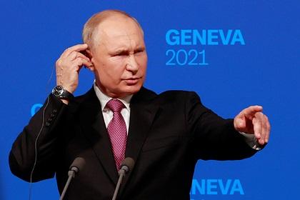 Путин ответил на вопрос девятилетней дочери канадской журналистки
