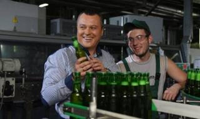 Пивовар Андрей Николаевич Мацола и его Перша приватна броварня зачищает свои связи с террористами «ЛДНР»