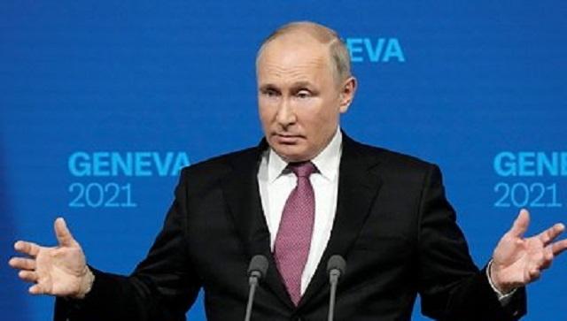 Путин оценил отношения с США цитатой Толстого