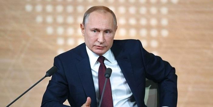 """Байден мне позвонил и объяснился после того, как назвал меня """"убийцей"""", - Путин"""