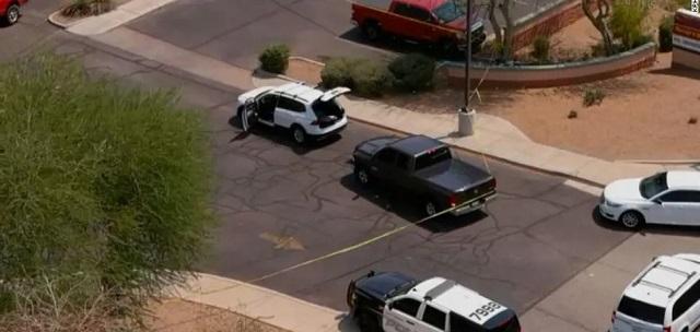 В США мужчина расстрелял людей в трёх городах: много раненых и погибший