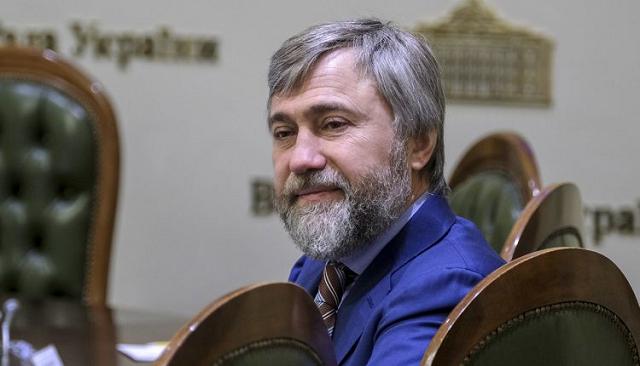 Новинский ведёт переговоры о покупке телеканала Мураева