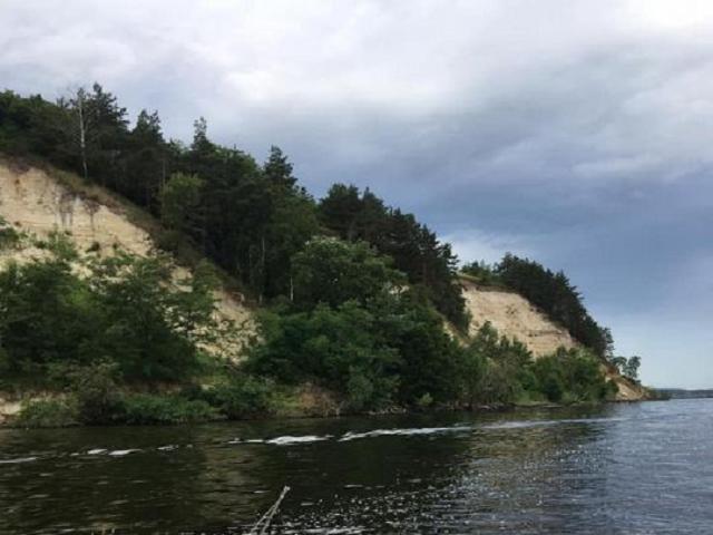 «Смрад просто адский»: в сети сообщили об экологической катастрофе на Киевском водохранилище