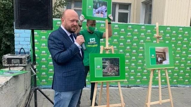 В Киеве обокрали вице-мэра