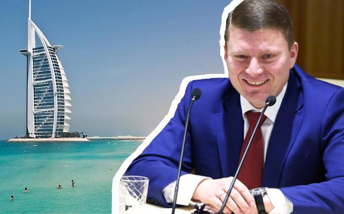 В Дубай за счёт бюджета: обучение красноярского мэра Сергея Еремина обойдется городу в 700 тыс рублей