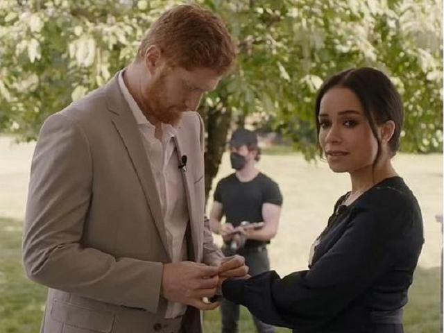 Трейлер фильма о бегстве Меган Маркл и принца Гарри в США развеселил пользователей соцсетей