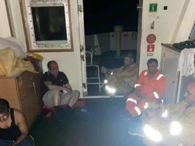 В Индийском океане горело судно с украинцами: погиб 20-летний моряк