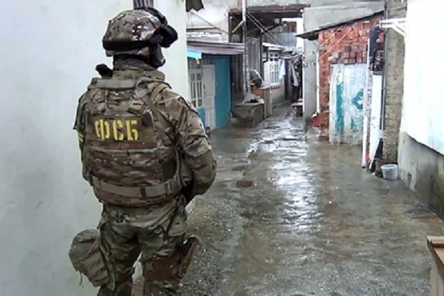 В Кабардино-Балкарии ликвидировали пятерых боевиков