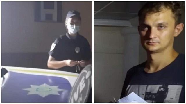 Остановили Брагара, а проверяют патрульных: они выключили бодикамеры во время остановки нардепа