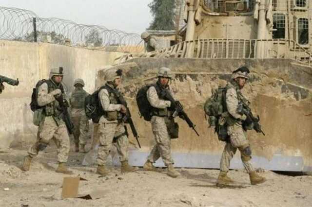 В Ираке обстреляли военную базу США, есть раненые