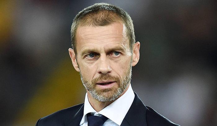 Президент УЕФА назвал нечестным и неправильным формат проведения Евро-2020