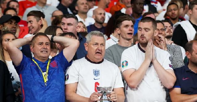 Английские болельщики устроили массовые беспорядки после поражения в финале Евро-2020