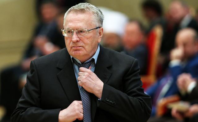Жириновский привился от коронавируса второй раз и назвал вакцину