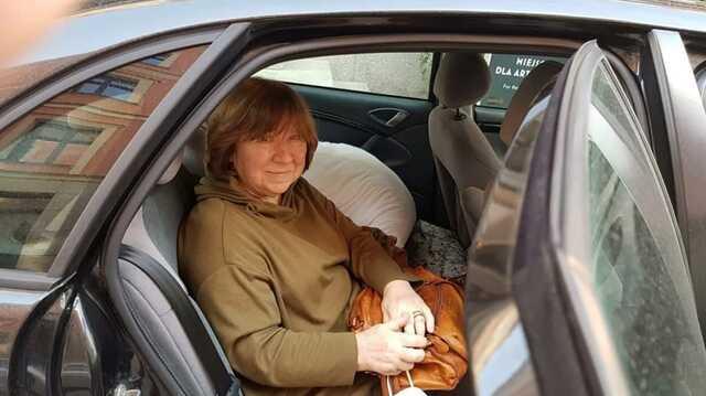 В аэропорту Берлина у писательницы Алексиевич искали бомбу