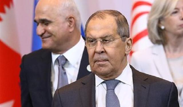 Лавров заявил о провале миссии США в Афганистане