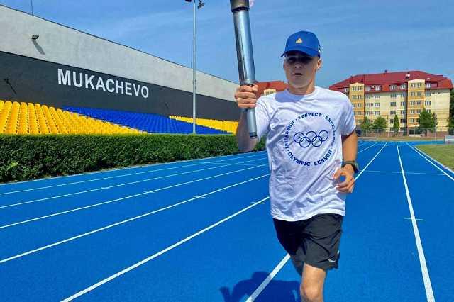 В Мукачево поставили рекорд к Олимпийским играм в Токио